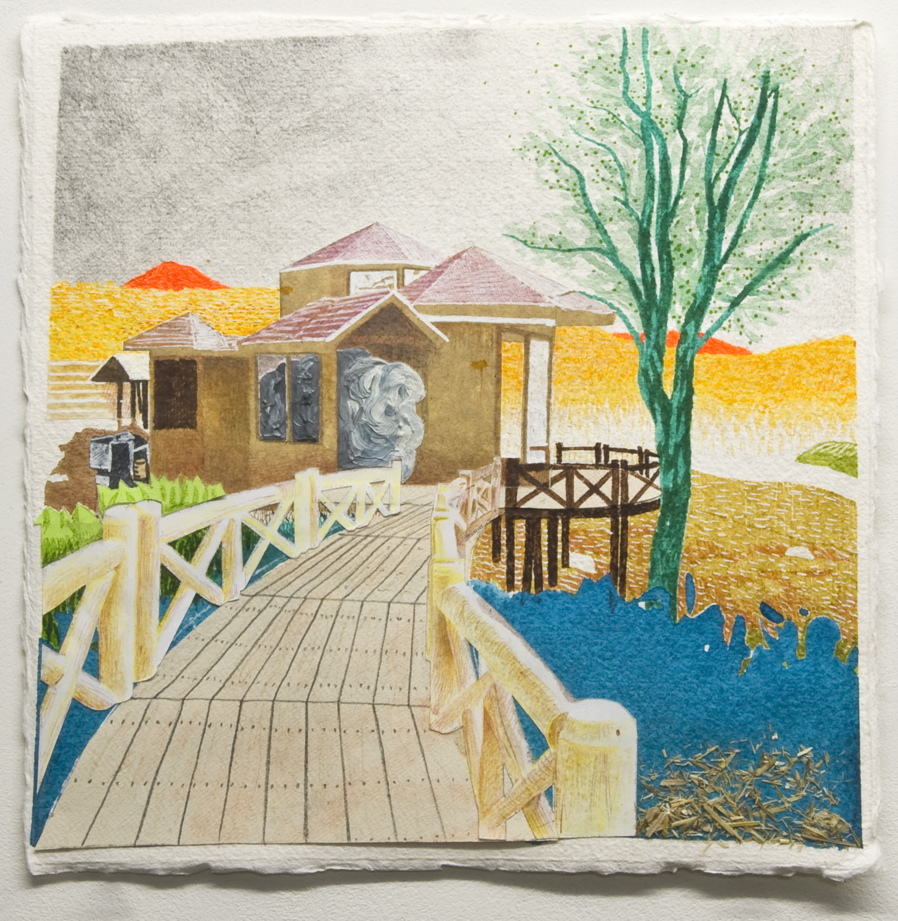 The hideout of the hidden masters I. 2008