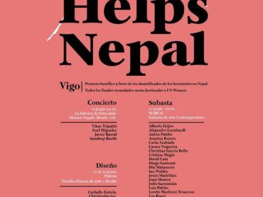 Art Helps Nepal