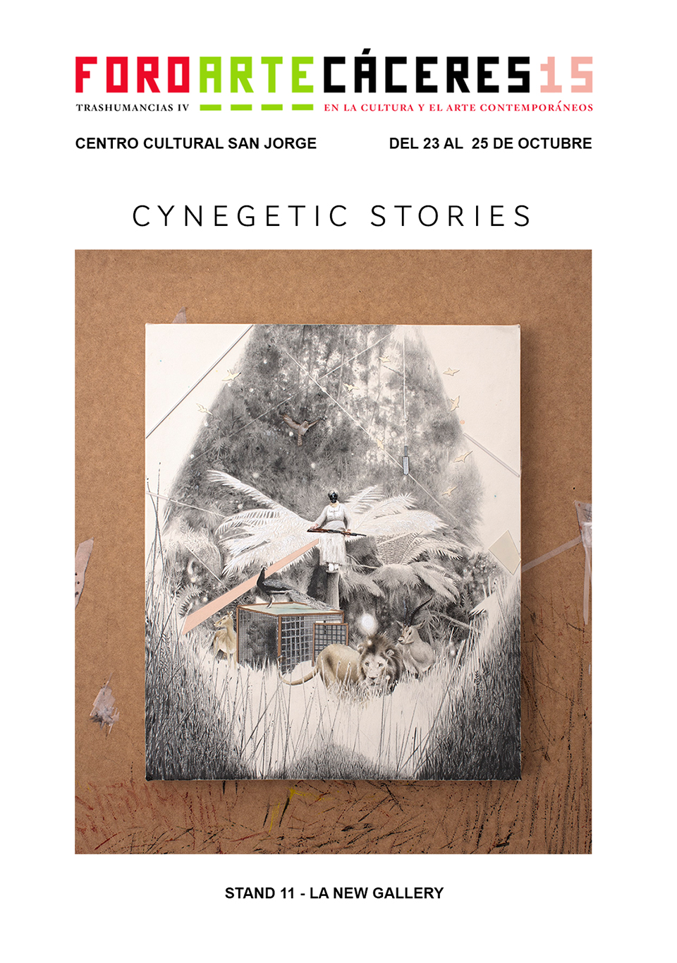 Cynegetic stories en Foro Arte Cáceres 15